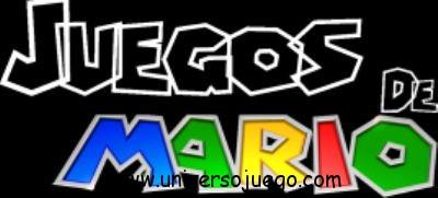 Divertidos Juegos de Mario
