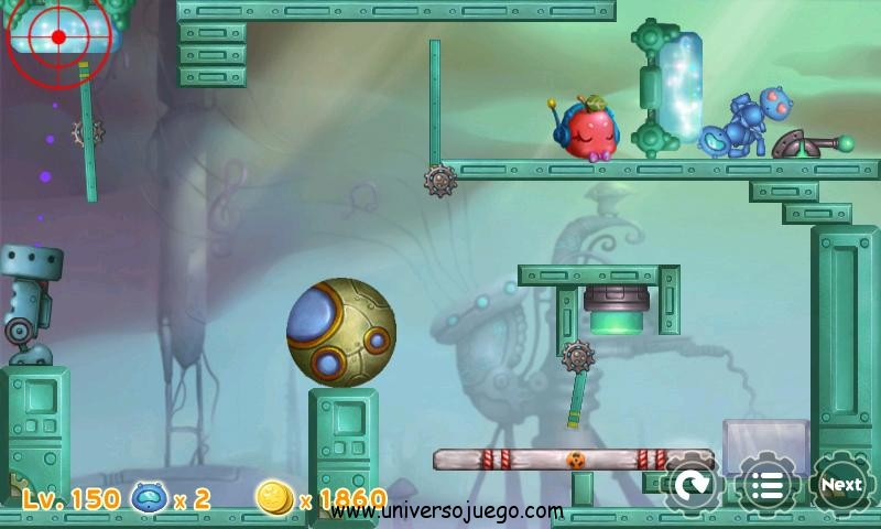Shoot the Apple, aditivo juego de acción para Android