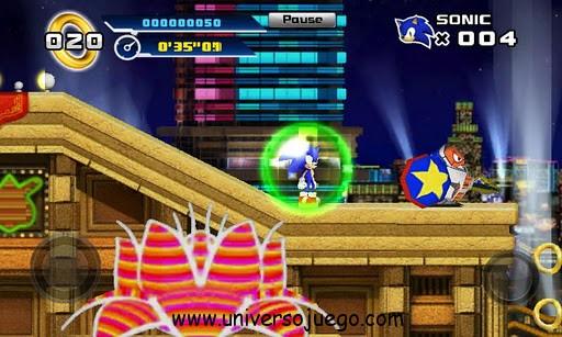 Sonic 4, el juego mas esperado ya para Android
