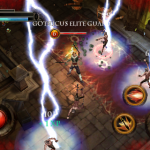 Dungeon Hunter 2 para Android