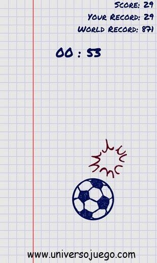 Juggle The Doodle: Toques al balón con tu Android