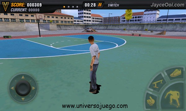 Mike V: Skateboard Party HD, dale al skate con tu Android