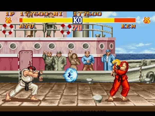 Street Fighter 2: el clásico de lucha gratis para pc