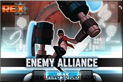 Generador Rex: Enemy alliance gratis en tu pc