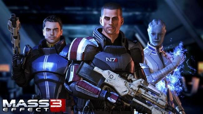 Descarga la Demo de Mass Effect 3