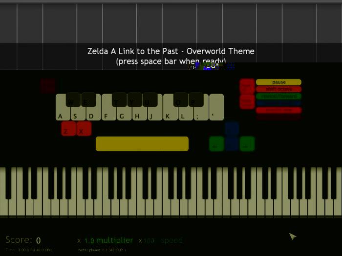 Synthesia: aprende a tocar el piano