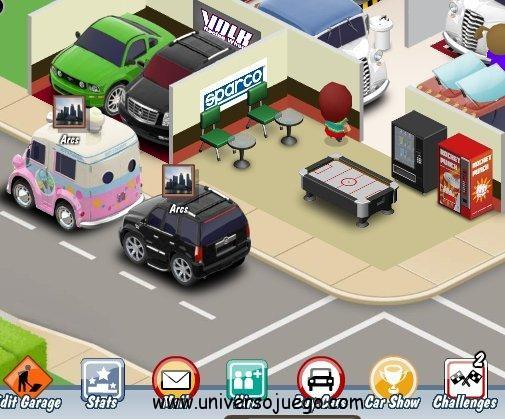 Car Town: juego de carros para Facebook