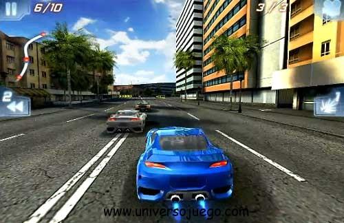 Fast and Furious 5, el juego oficial de la película para Android