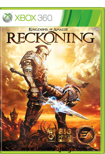 Kingdoms of Amalur: Reckoning RPG para Xbox 360