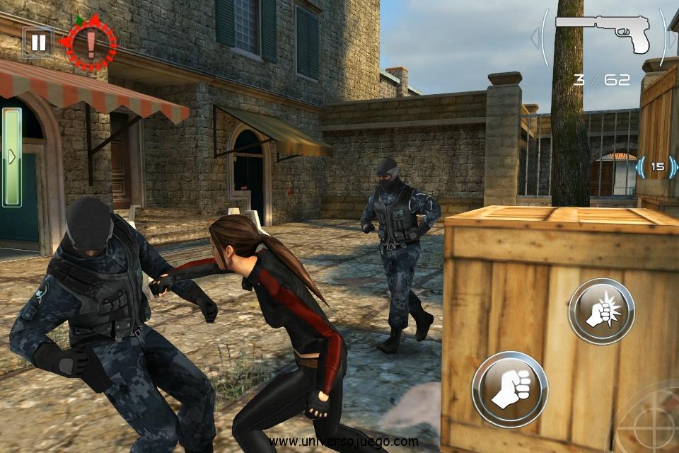 Silent OPS, acción y aventuras para iPhone de la mano de gameloft