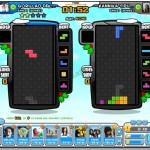 Tetris battle para Facebook