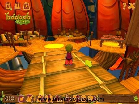 Baobab planet, juego de aventuras para grandes y pequeños