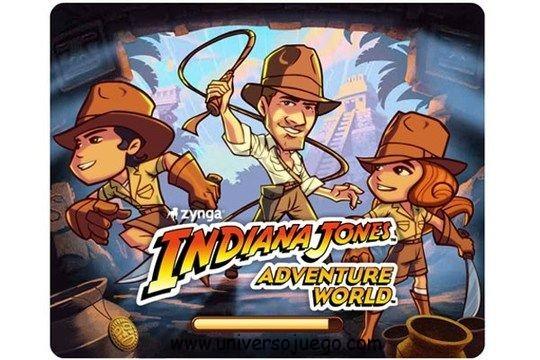 Indiana Jones Adventure World, juego para Facebook