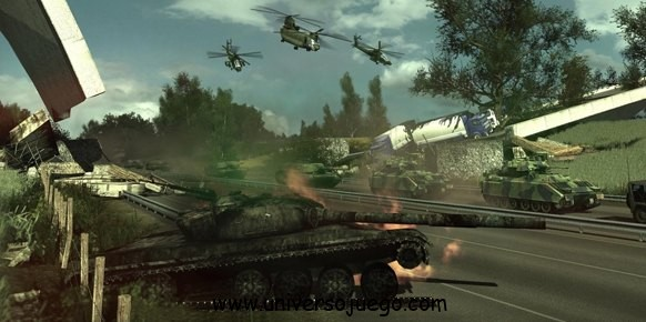 Análisis de Wargame: European Scalation para pc