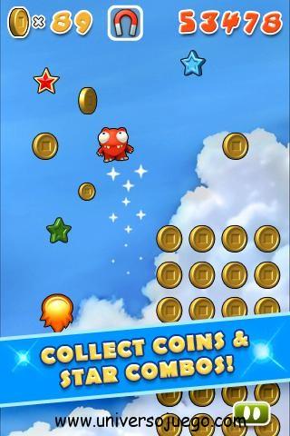 Mega Jump, el juego épico de saltos para Android