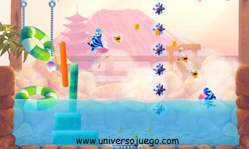 Shark Dash un nuevo juego para Android de Gameloft