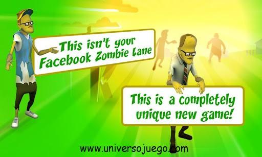 Zombie Lane, juego de zombies para Android