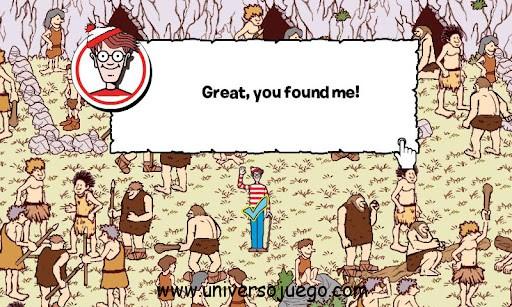 ¿Dónde está Wally ahora? divertido juego para Android