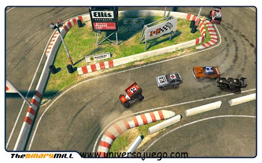 Mini Motor Racing, juego de coches para Android
