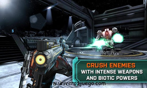 Mass effect Infiltrator para Android