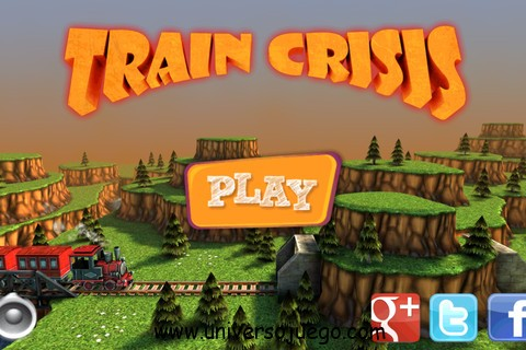 Train crisis HD, pasajeros al tren con tu iPhone