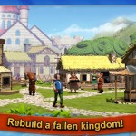 Rule the kingdom, reconstruye tu reino para Android