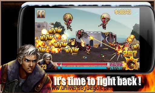 Assaulter, un increíble juego de acción para Android