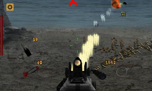 Beach Defense un juego de acción y disparos gratis para Android