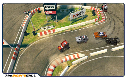 Mini Motor Racing, divertido juego de carreras para Android