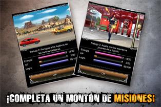 Gang Domination , juego de acción para iPhone
