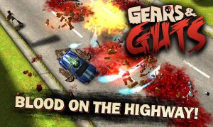 Gears and Guts, peculiar juego de zombies para Android
