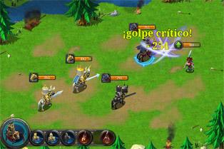 Kingdoms & Lords, juego de estrategia para iPhone