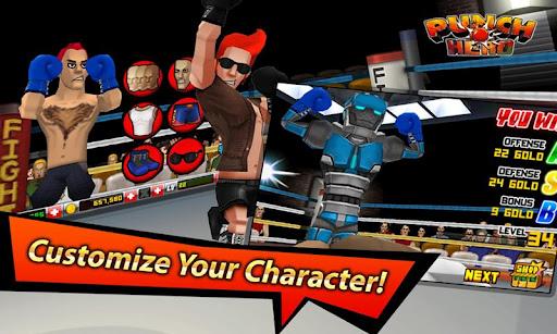 Punch Hero, un juego de Boxeo para Android muy divertido