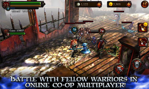 Eternity Warriors 2, acción pura y dura para tu Android