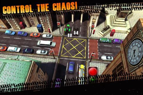 Traffic Panic Londres, controla la circulación en Londres