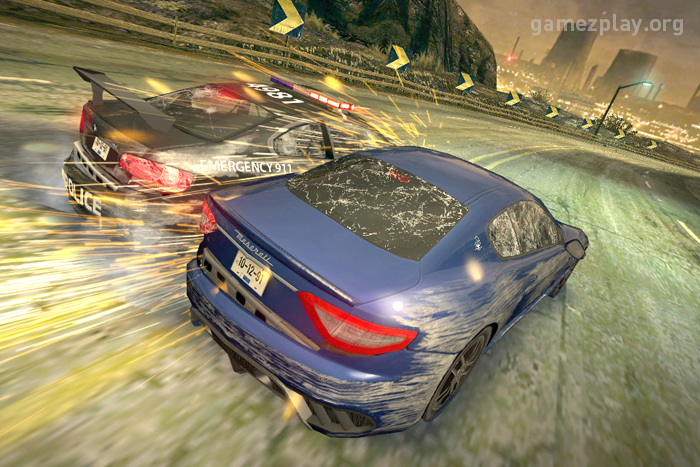 Need for Speed Most Wanted, ya disponible en Android