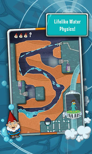 ¿Donde esta mi Perry?, un juego de Disney para Android