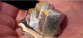 Galio, un metal raro incorporado en nuestros teléfonos