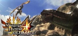 Monster Hunter 4 Ultimate te llenará de acción sin límites