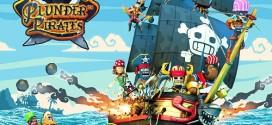 Vive la aventura pirata con Plunder pirates para Android